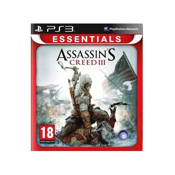 Assassin's Creed III Essentials – PS3 Game