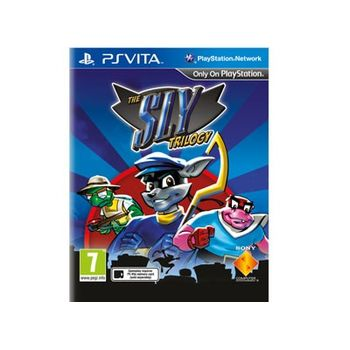 The Sly Trilogy – PS Vita Game