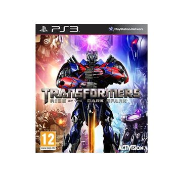 Transformers: Rise of the Dark Spark – PS3 Game