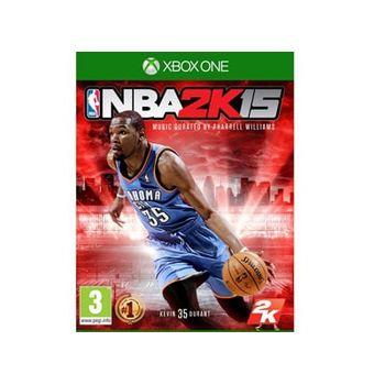 XBOX One Game – NBA 2K15