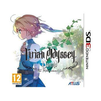 Etrian Odyssey Untold: The Millenium Girl – 3DS/2DS Game