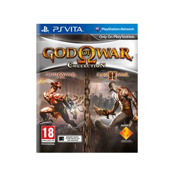 God of War Collection – PS Vita Game