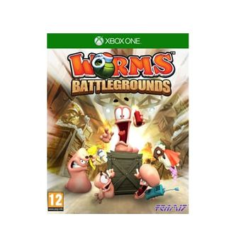 Worms Battlegrounds – Xbox One Game