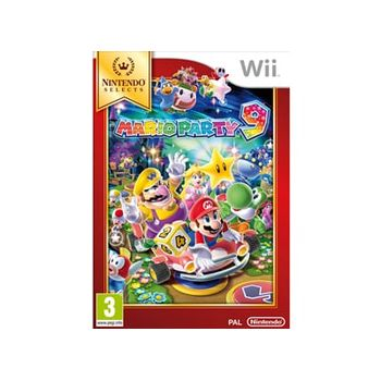 Mario Party 9 – Wii Selects