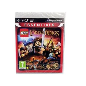 LEGO Lord of The Rings Essentials – PS3 Game