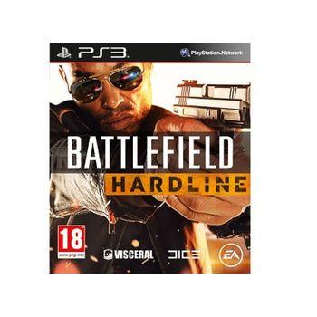Battlefield Hardline – PS3 Game