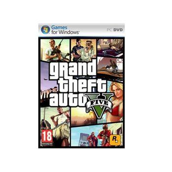 PC Game – Grand Theft Auto V
