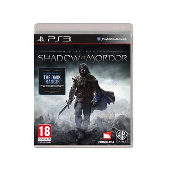 Middle Earth: Shadow Of Mordor – PS3 Game