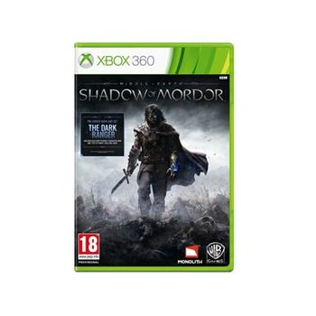 Middle Earth: Shadow Of Mordor – Xbox 360 Game