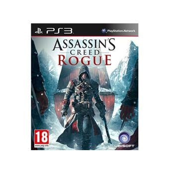Assassin's Creed: Rogue – PS3 Game