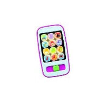 Εκπαιδευτικό Smartphone Fisher Price Ροζ