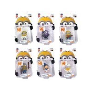 Μίνι Φιγούρα Minions Collectables 5εκ. (1 Τεμάχιο)