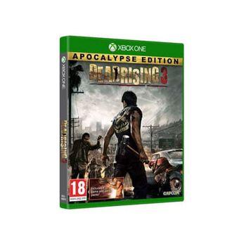 XBOX One Game – Dead Rising 3 Apocalypse Edition