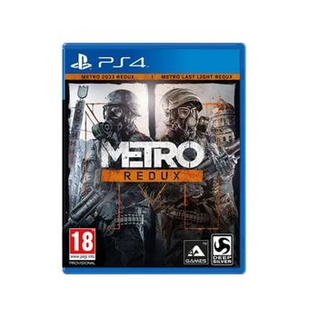 Metro Redux – PS4 Game