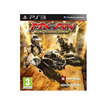 MX Vs ATV: Supercross – PS3 Game