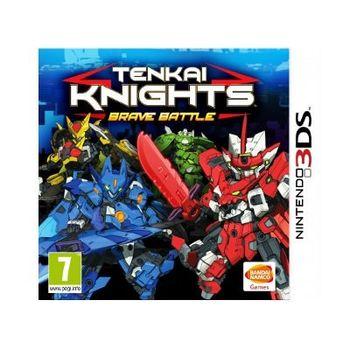 3DS Game – Tenkai Knights Brave Battle