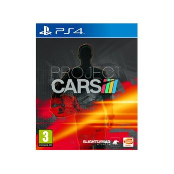 PS4 Game – Project CARS
