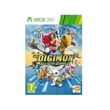 Digimon All-Star Rumble – Xbox 360 Game