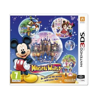 Disney Magical World – 3DS/2DS Game