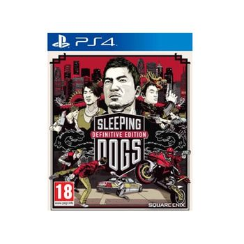 PS4 Game – Sleeping Dogs Definitive Edition