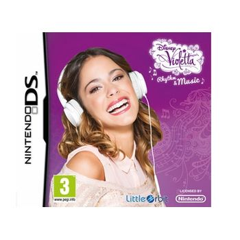 Violetta: Rhythm & Music – DS Game