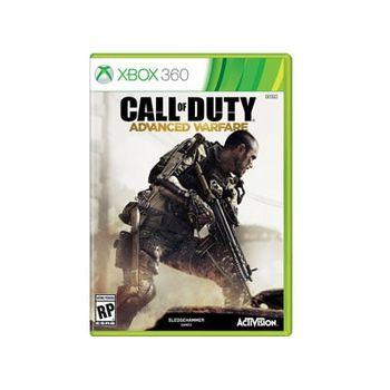 XBOX 360 Game – Call of Duty Advanced Warfare