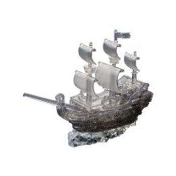 3D Παζλ Πειρατικό Καράβι Μαύρο (101 Κομμάτια)