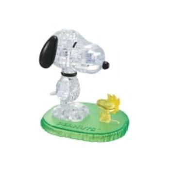 3D Παζλ Snoopy & Woodstock (41 Κομμάτια)