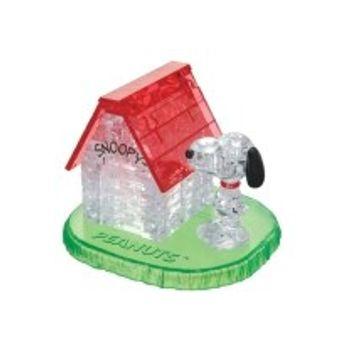 3D Παζλ Snoopy & House (50 Κομμάτια)