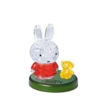 3D Παζλ Miffy & Bear (38 Κομμάτια)