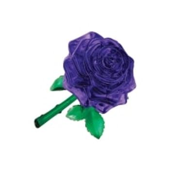 3D Παζλ Τριαντάφυλλο Μοβ (44 Κομμάτια)