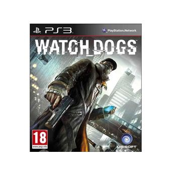 Watch Dogs – PS3 Game
