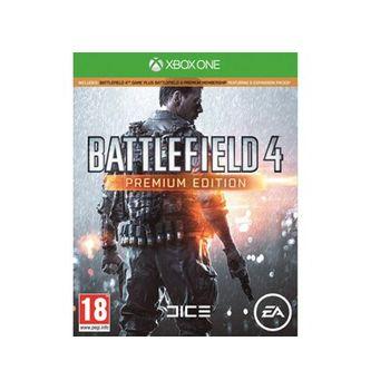 XBOX One Game – Battlefield 4 Premium Edition