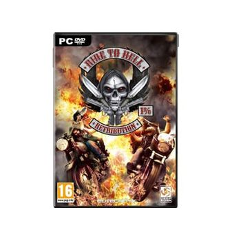 PC Game – Ride to Hell Retribution
