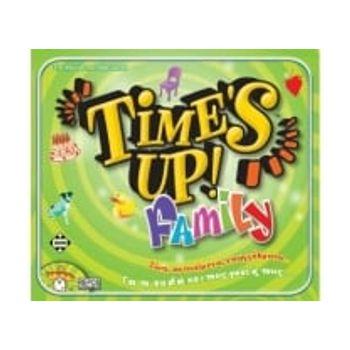 Επιτραπέζιο Time's Up Family