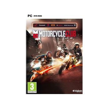 PC Game – Motorcycle Club