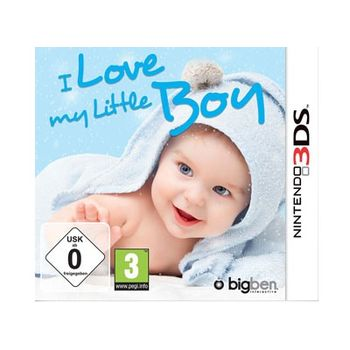 I Love my Little Boy – 3DS/2DS Game