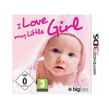 I Love my Little Girl – 3DS/2DS Game