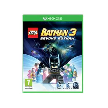LEGO Batman 3 Beyond Gotham – Xbox One Game