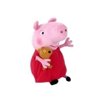 Λούτρινο Peppa Pig Το Γουρουνάκι 15cm TY Beanie Boos