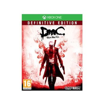 XBOX One Game – DmC Devil May Cry Definitive Edition