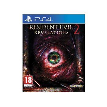 PS4 Game – Resident Evil Revelations 2