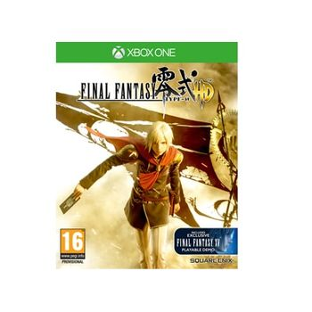 XBOX One Game – Final Fantasy HD Type 0