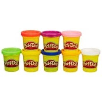 Βαζάκια Play-Doh (8 Τεμάχια)
