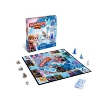 Επιτραπέζιο Monopoly Frozen Junior Edition