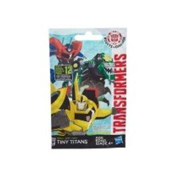 Φιγούρα Transformers Tiny Titans 1,5in (1 Τεμάχιο)