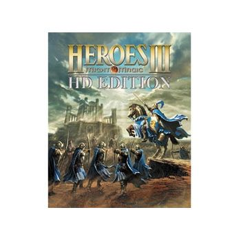 PC Game – Heroes of Might & Magic 3 HD Edition