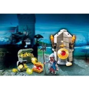PLAYMOBIL 6160 Φρουρός-Νάνος του Βασιλικού Θησαυρού