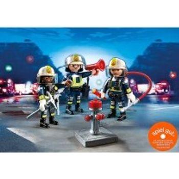 PLAYMOBIL 5366 Τρεις Πυροσβέστες