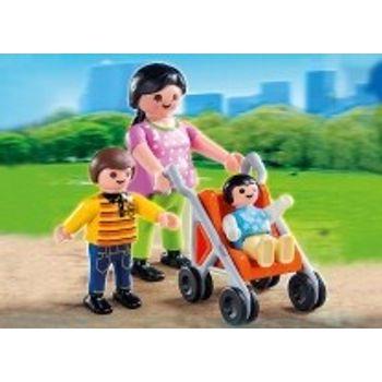 PLAYMOBIL 4782 Μαμά και Παιδιά